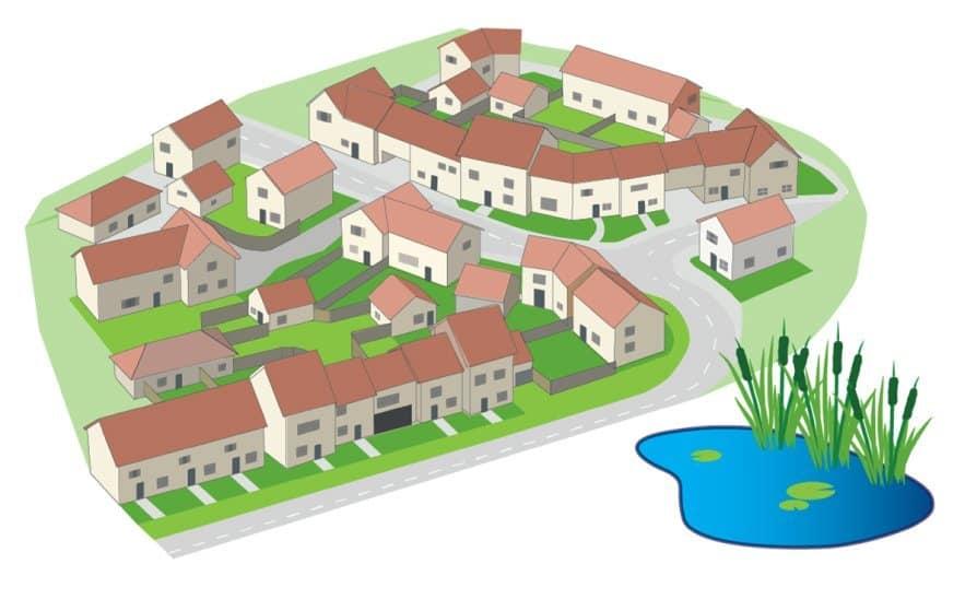Sustainable Drainage Major Development