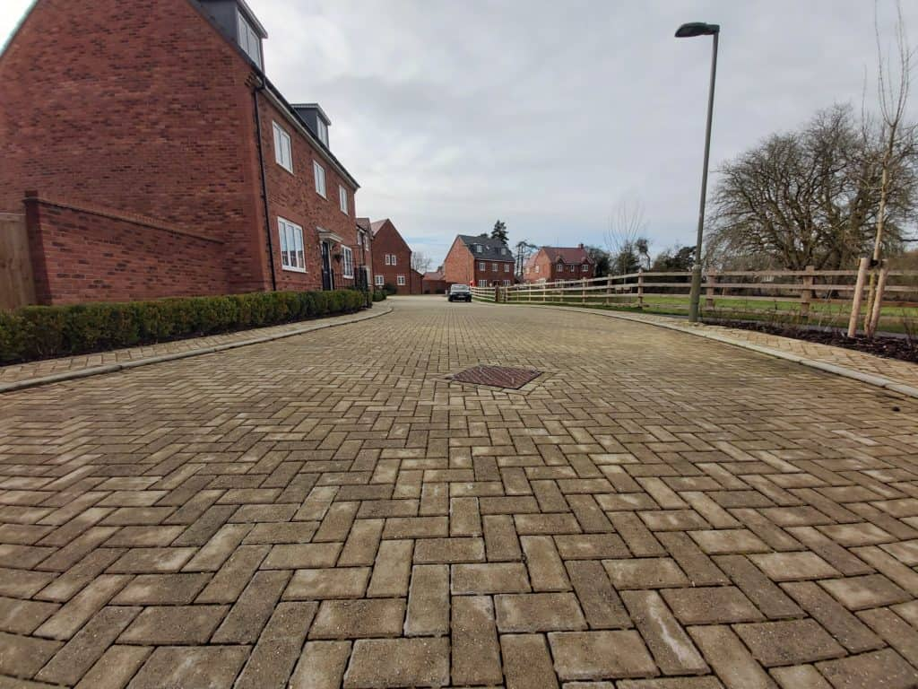Sustainable Drainage Permeable Surface