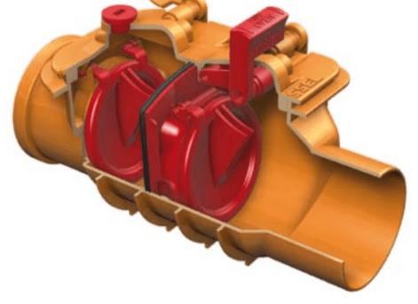 Critical-Drainage-Non-return-valve