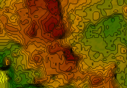 LIDAR-data-flood-risk-zone-3