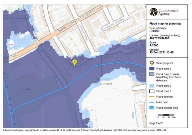Site-Location-Plan-request-flood-levels