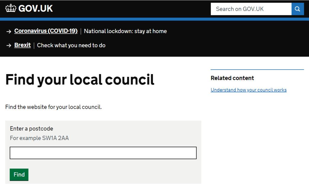 Strategic-flood-risk-assessment-find-local-council