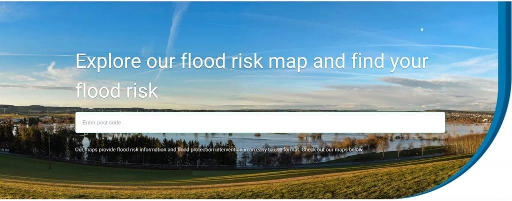 Flood Risk Assessment Map