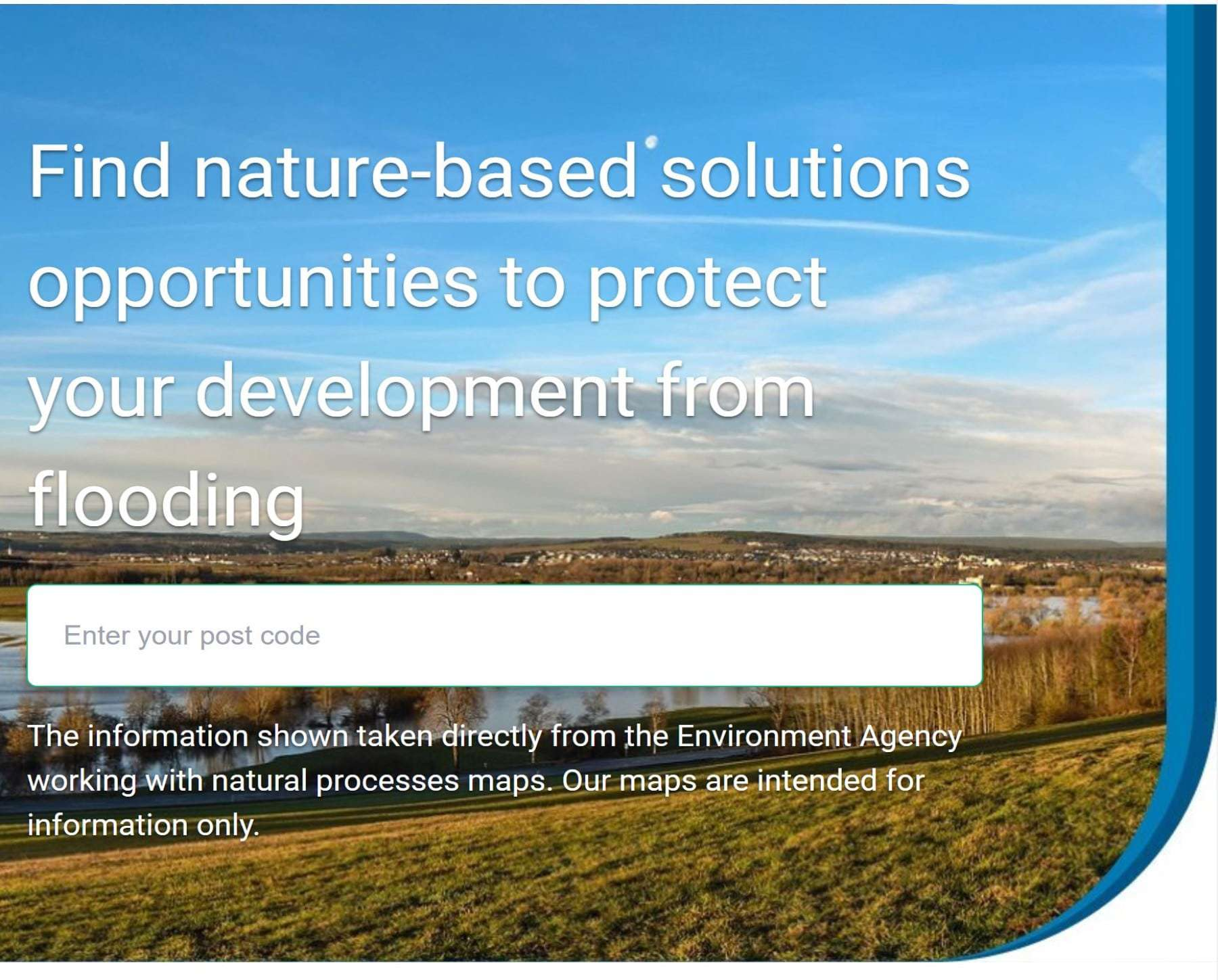 Nature based solutions urban water